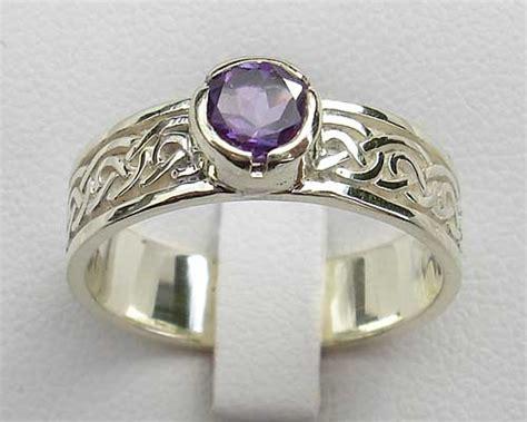 scottish thistle wedding ring in the uk