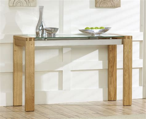console table with glass doors wood and glass console table canberra solid oak and