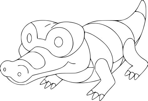 pokemon coloring pages krookodile coloriage masca 239 man pokemon 224 imprimer