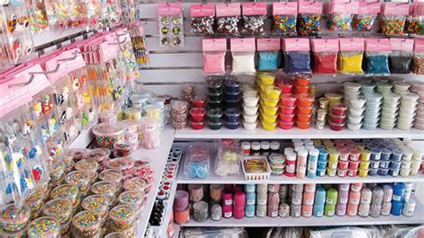 Cake Decorating Supplies Wholesale The Best Craft And Diy Shops In Ireland Onefabday Com