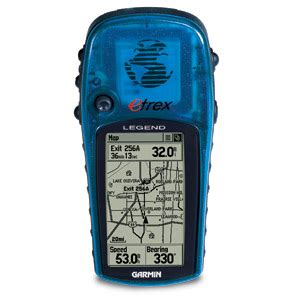Garmin Etrex Legend 174 Gps Device Download Instruction