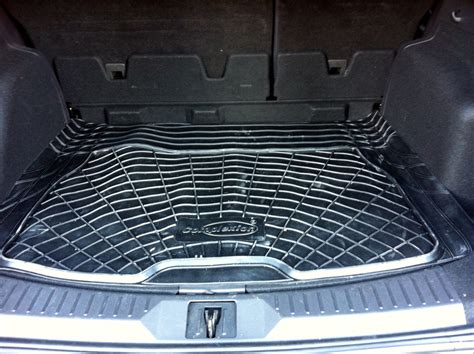 rubber boot liner ford kuga genuine ford kuga boot liner