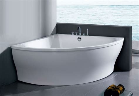 freestanding corner bathtubs freestanding acrylic corner bathtub for the home pinterest