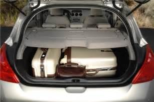 Peugeot 308 Boot Capacity Un Tr 232 S Bon Coffre