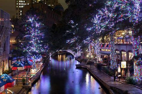 san antonio riverwalk christmas lights 2011 san antonio