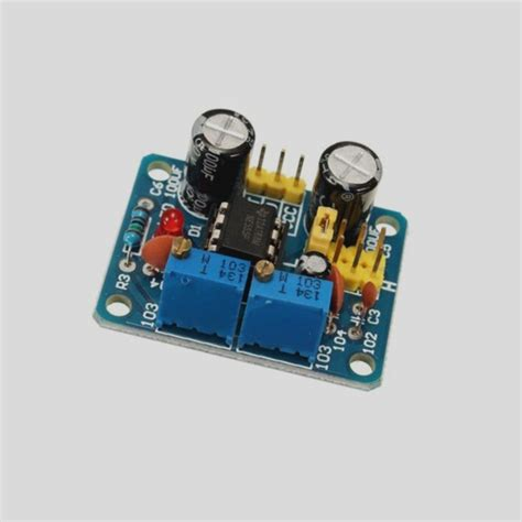 Frequency Module Square Wave Signal Generator And Ne555 Duty Cycle ne555 signal generator square wave pulse frequency adjustable module 1 500khz ebay