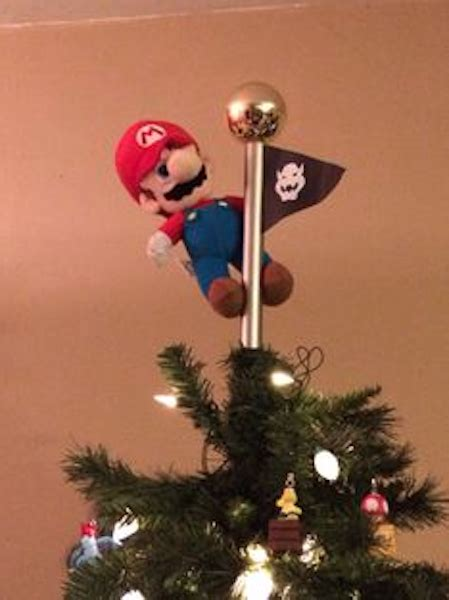 geeky girl christmas up your with these tree toppers authority