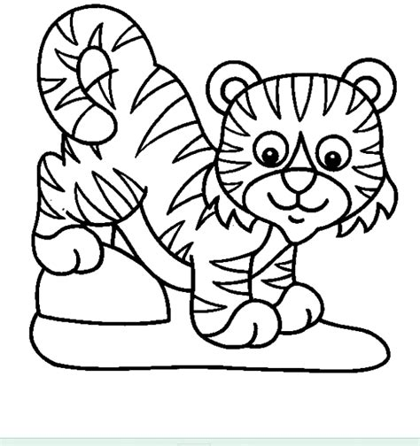 coloring pages of wild cats wildcat coloring pages az