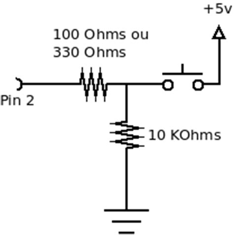 pull resistor animation chenillard 224 leds part 2 mchobby le