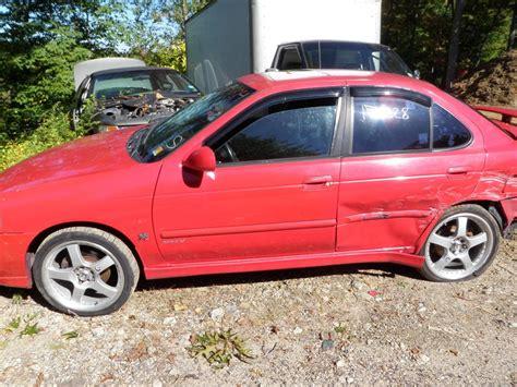 Sparepart Nissan 2003 nissan sentra se r spec v quality used oem