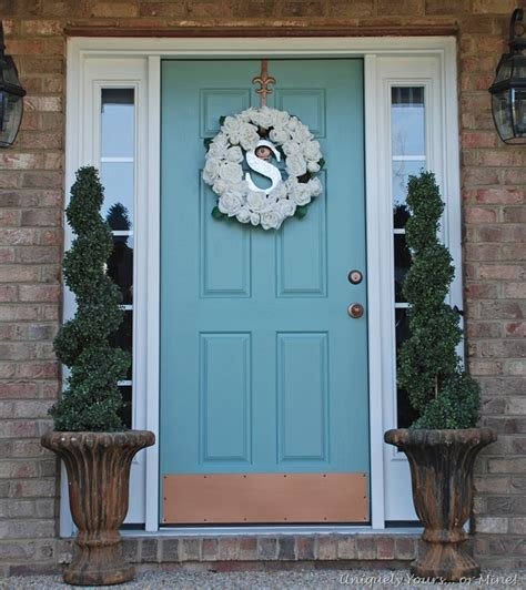 what color to paint front door shut the front door