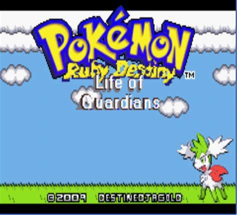 Rival Generation Oleh Ayra pc dan software gratis ruby destiny of guardians gba