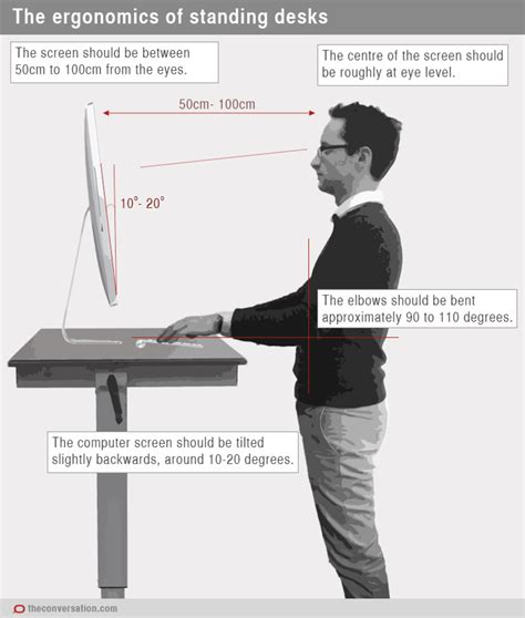 sitting and standing desk standing desks spending more time on your doesn t