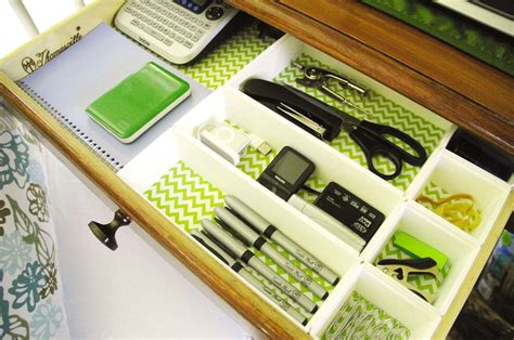 Desk Drawer Organizer Ideas Desk Organization Ideas For Home Office The New Way Home Decor