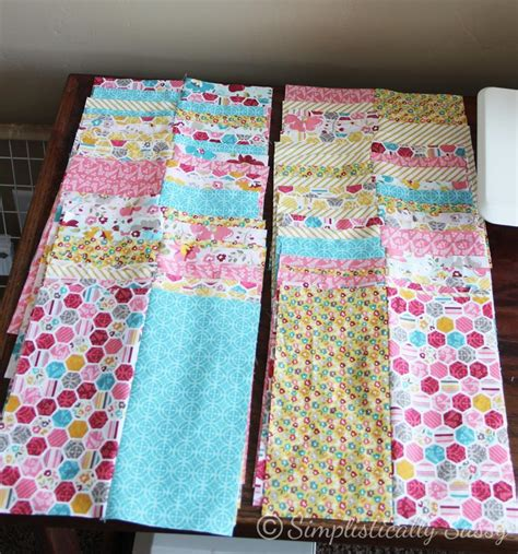 Size Quilt Pattern by Simple Size Quilt Pattern By Simplistically Sassy