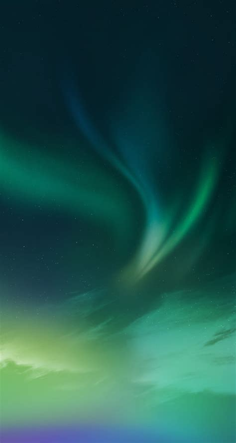 apple wallpaper northern lights green northern lights iphone 5 wallpaper by anxanx on