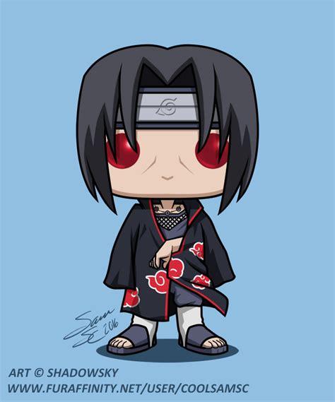 Figur Sasuke Hinata Kisame itachi uchiha funko pop figure weasyl