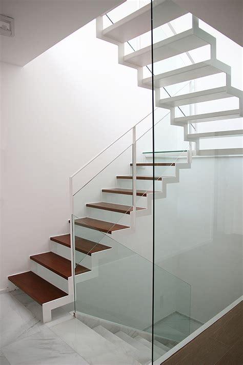 escalera interior foto escalera interior de vivienda unifamiliar en s illot