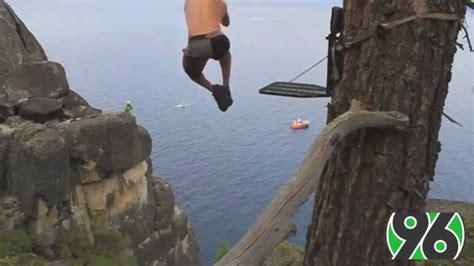 awesome rope swing cosas espectaculares realizadas por el hombre 2013