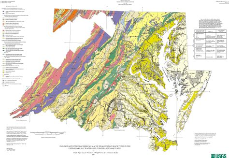 maryland geologic map usgs open file report 01 187