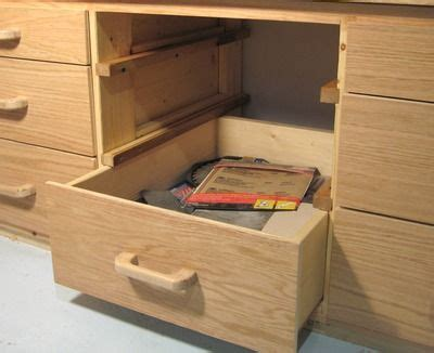 Building Drawers With Slides by Wooden Drawer Slides