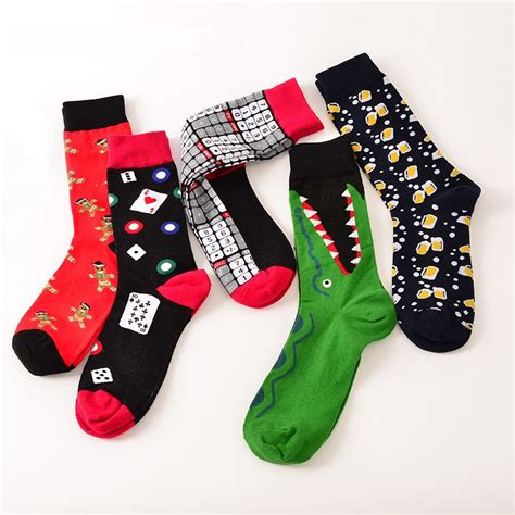 socks brand aliexpress buy 39 44 socks brand s novelty