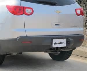 2012 chevrolet traverse trailer hitch curt