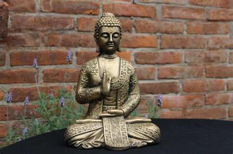 imagenes zen buda budas de yeso patinados y pintados a mano deco zen 250