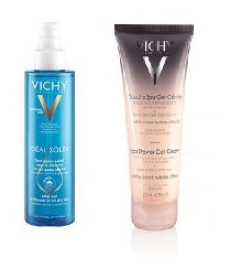 doccia vichy vichy ideal soleil doposole doccia 200ml gel crema 200ml