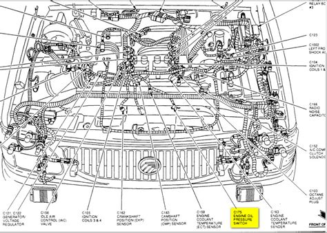 2001 mercury mountaineer engine diagram 2001 free engine image for user manual