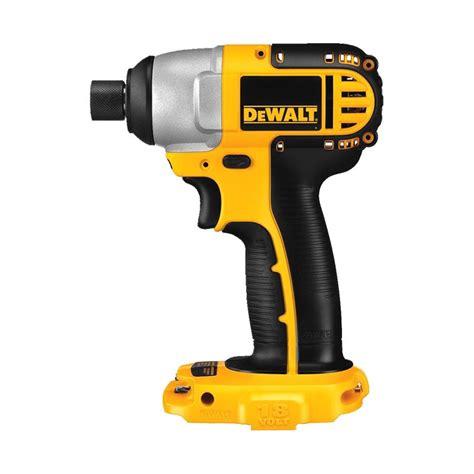 driver tools dewalt 174 dc825b 18v cordless impact driver tool only