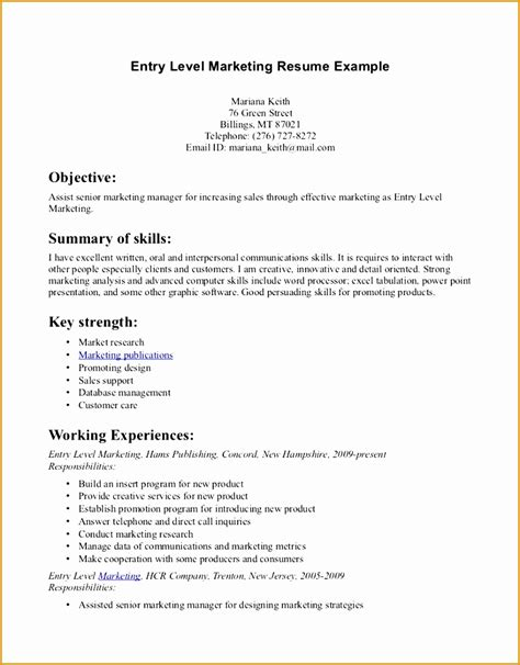 Simple Resume Sle For by Cover Letters For Beginners 28 Images Photographer