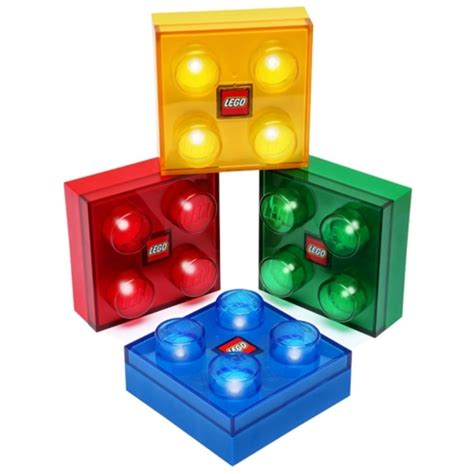 Lego Lights lego led transparent brick light