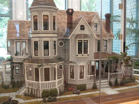 huge doll house childhood dreams doll house read till you drop