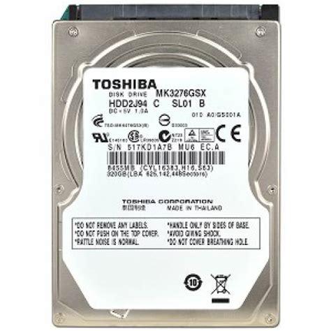 Hardisk Laptop Toshiba 320gb harddisk toshiba sata 320gb sata 2 5 quot laptop