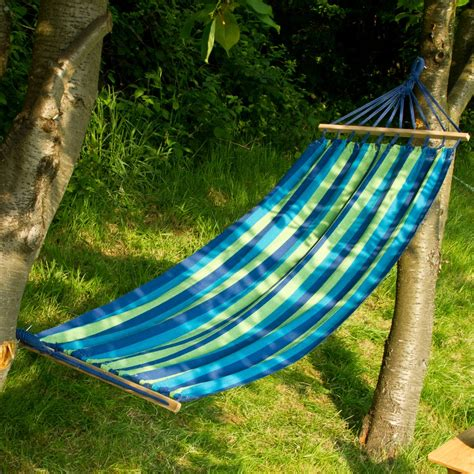 swinging hammocks outdoor garden canvas hammock swinging hanging cing