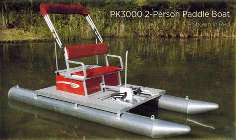 paddle king aluminum paddle boats paddle king pk3000 2 person paddle boat t m marine