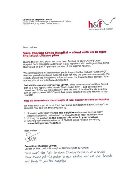 Complaint Letter Misleading Information nhs make formal complaint against inaccurate and