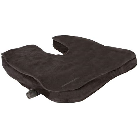 self inflating seat cushion uk travelon self inflating seat cushion 229596