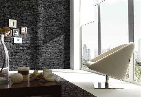 Slate Interiors by Interior Slate Walls Dreamwall Wallcoverings With A