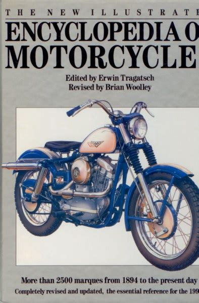 ultimate motorcycle encyclopedia books new illustrated encyclopedia of motorcycles tragatsch