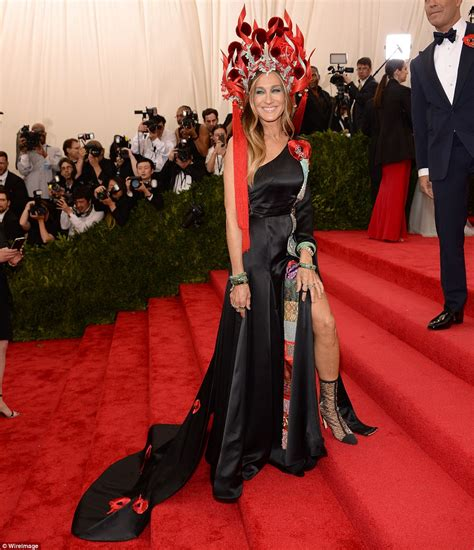 the met gala themes and fashion through the years met gala s best and worst dressed with beyonce kim kardashian and rihanna daily mail online