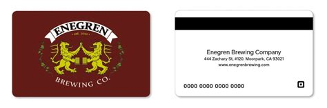 Brewery Gift Cards - enegren brewing blog