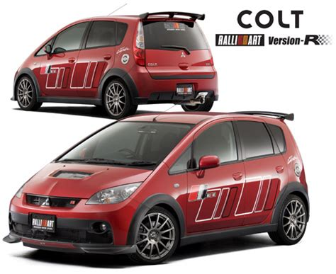 mitsubishi colt turbo version r parts for colt ralliart version r