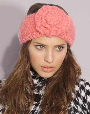knitted head bangs styles knit headbands winter fashion accessories