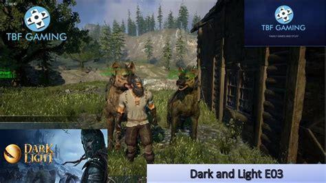 dark and light server hosting dark and light e03 double hyena tame dedicated server