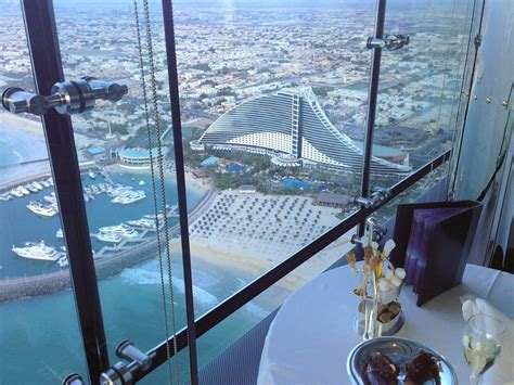 Burj Al Arab Inside a visit to burj al arab sky view bar find me a break