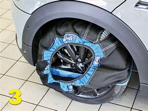 colocar cadenas auto c 243 mo poner las cadenas de nieve en el coche autof 225 cil