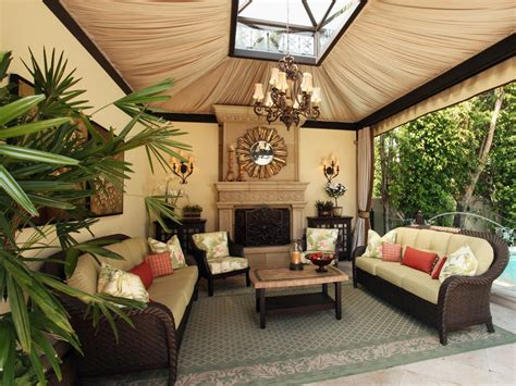 Outdoor Patio Room Tips To Design An Outdoor Living Room Optimum Houses