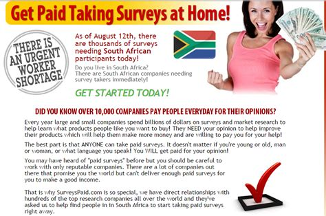 paid surveys home learn how to build a successful